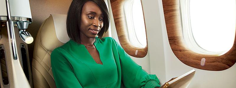 Emirates Sweep  2018 Business Traveller Africa Awards