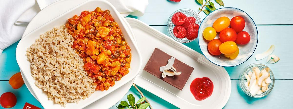 Emirates serves  20,000 Vegan Meals During  'Veganuary'