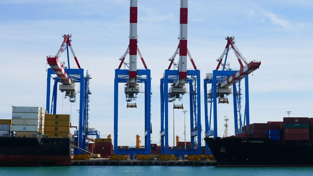 ONE & PSA Shatter Port Productivity Record