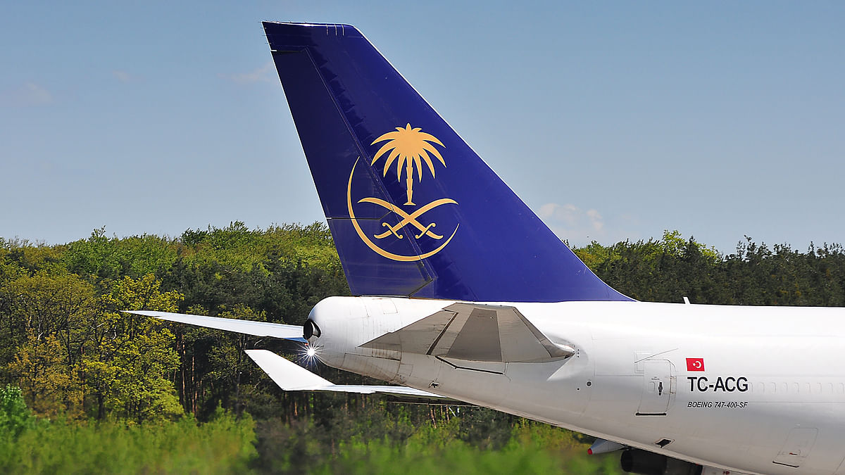 Saudia to Start Bistro Service on Madrid Flights