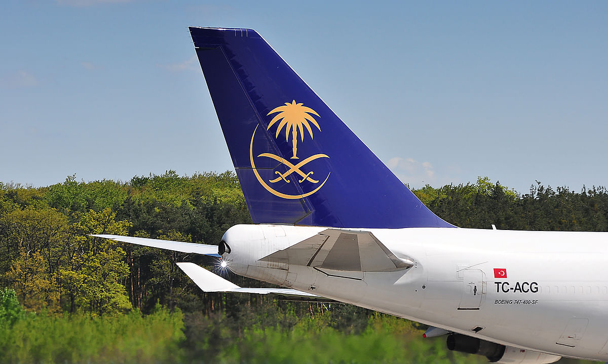 Saudia to Start Bistro Service on Madrid Flights