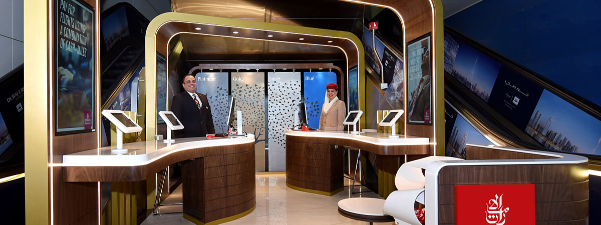 New Emirates Skywards Centre Opens at DXB Terminal 3