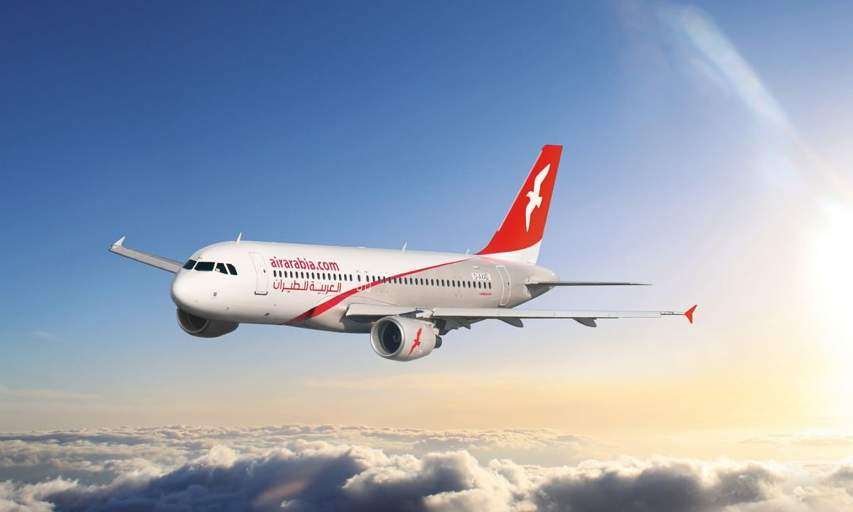Air Arabia Egypt Starts Direct Flights to Amman