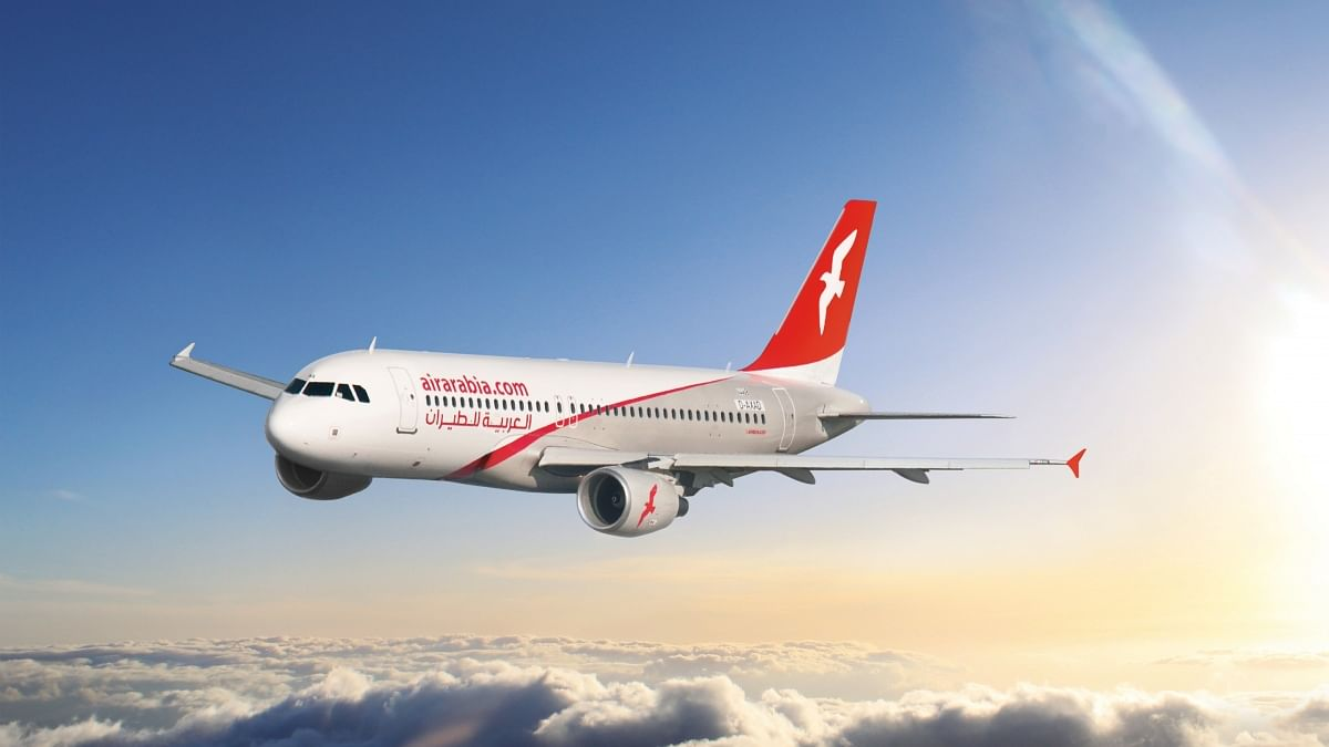 Air Arabia Egypt Starts Direct Flights to Amman
