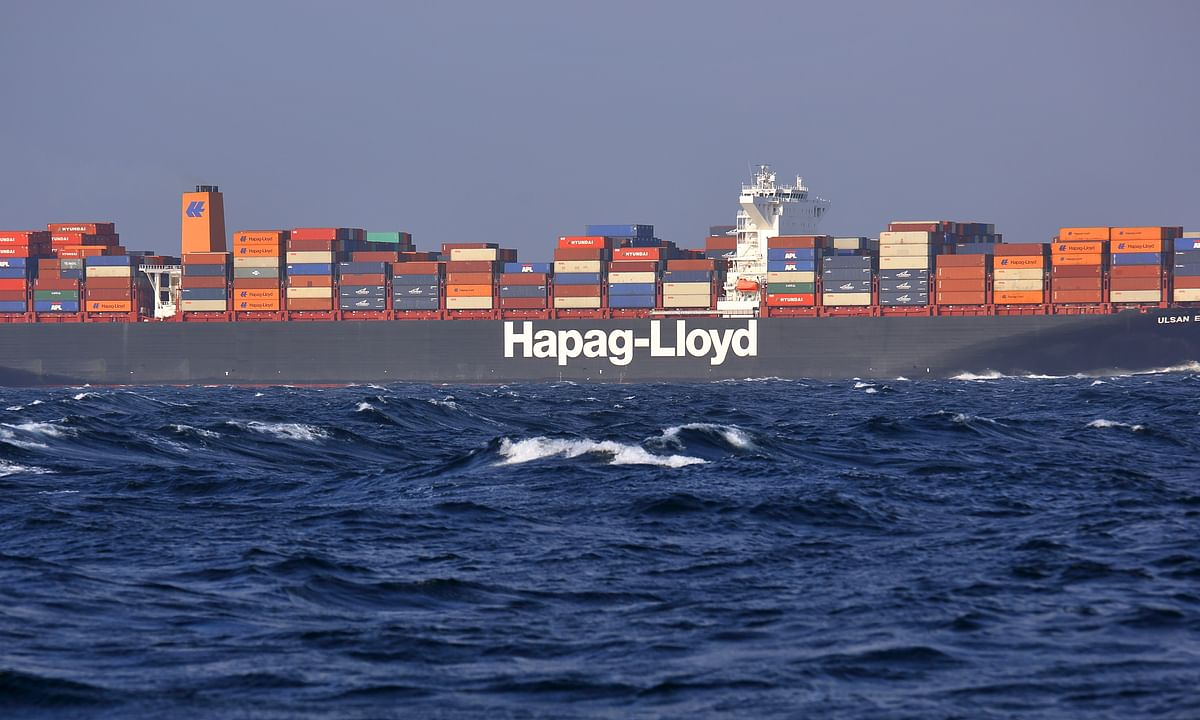 Container Fire on  Yantian Express Now Under Control