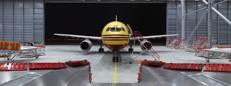 DHL Express Builds New State-of-the-Art International Hub