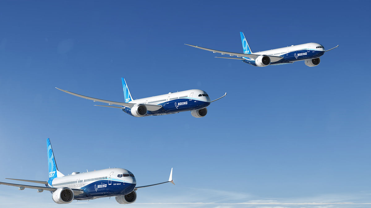 Boeing Sets New Airplane Delivery Records