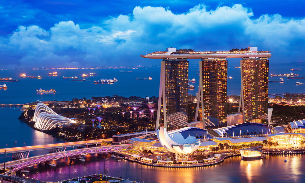 Singapore Looks to Solidify Global Maritime Hub Status
