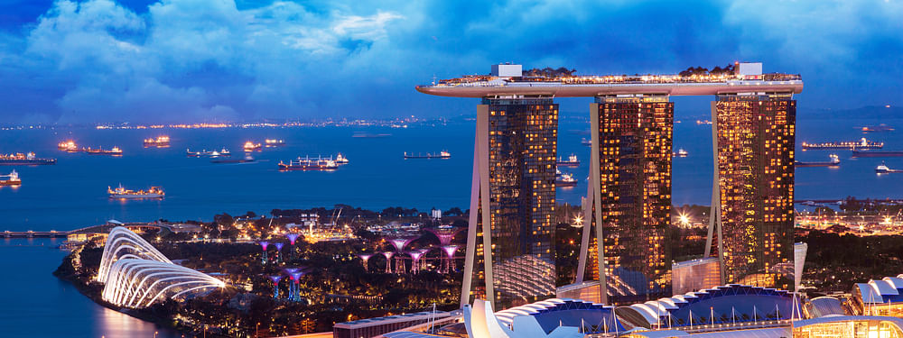 Singapore Looks to Solidify Global Maritime Hub Status