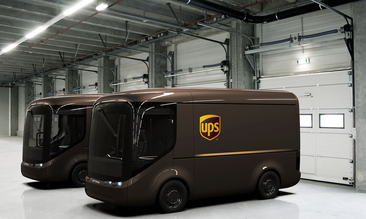 UPS Appoints Philippe Gilbert President, Supply Chain Solutions