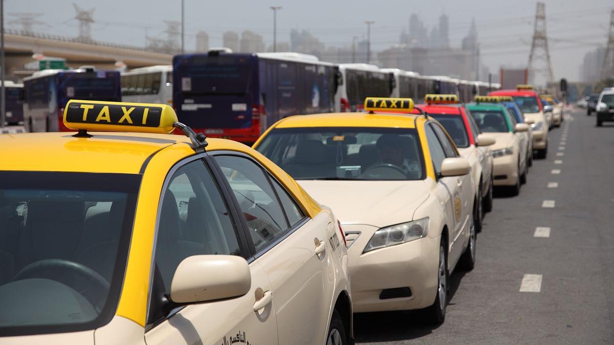 Dubai Taxi Bookings jump 17% in 2018