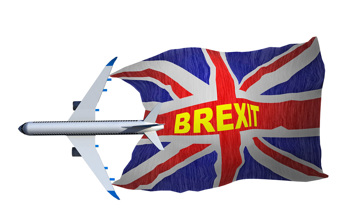 Uncertainty Prevails Over Post-Brexit Flight Connectivity