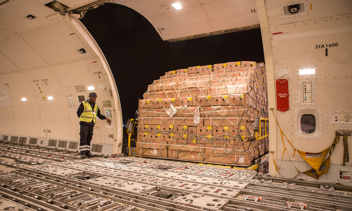 Emirates SkyCargo Carries Loads of Love for Valentine's Day