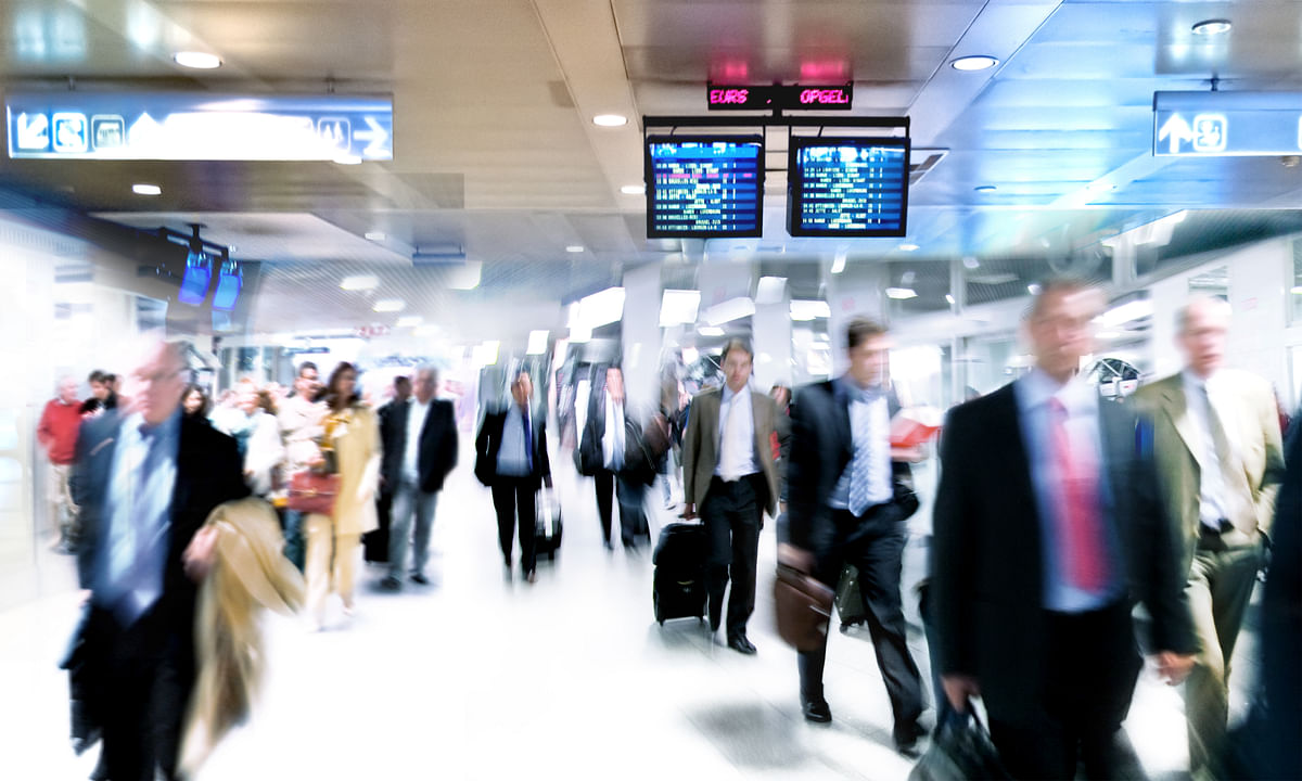 Airport Passenger Satisfaction Marginally Improved: ACI