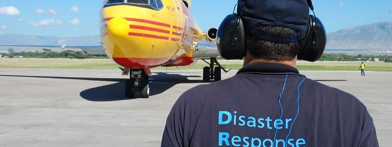 DHL Sets Up Humanitarian Logistics Centre in Dubai