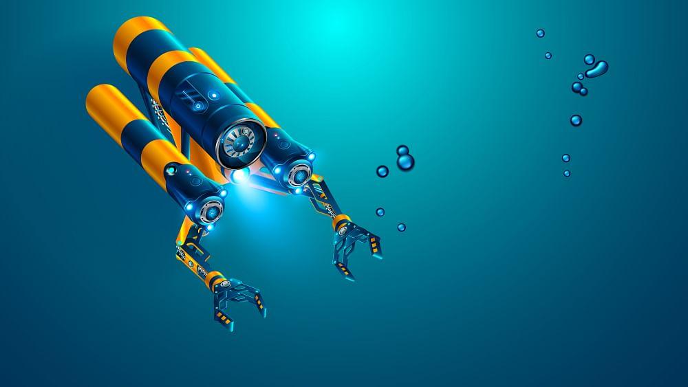 MOL to Launch Underwater Drones