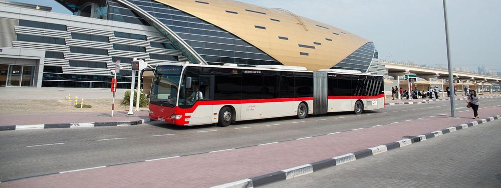 Dubai RTA Opens New Transport Route