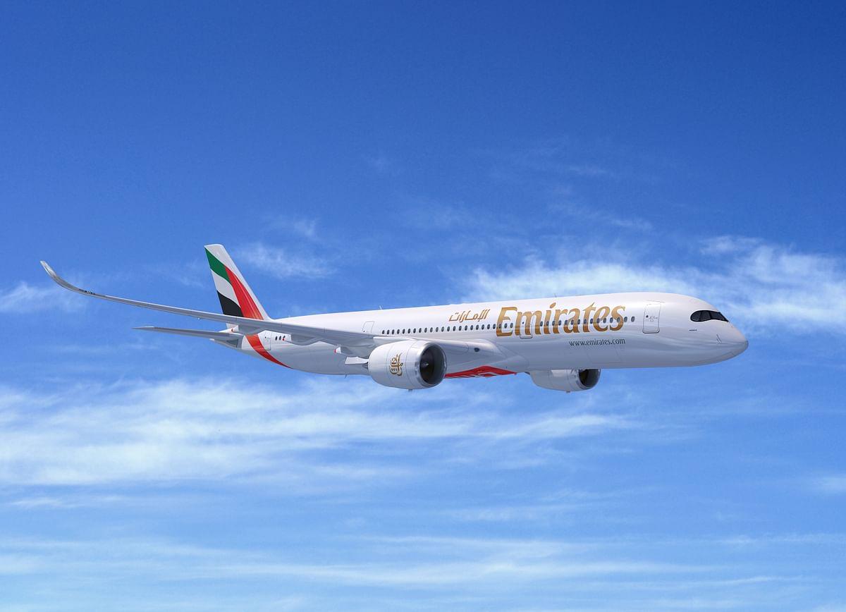 The newer A350-900 series aircraft