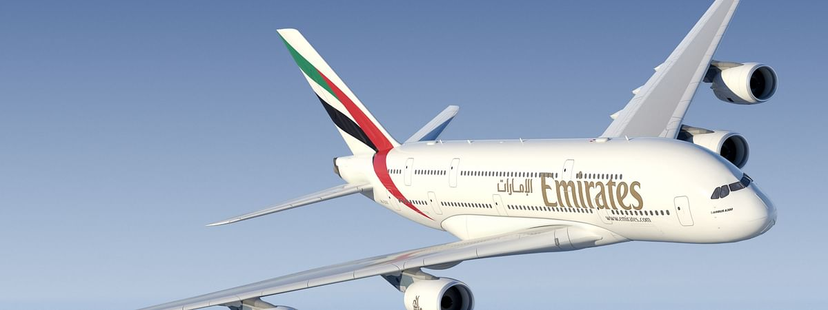 The Emirates A380 to be Showcased at Saudi International Airshow