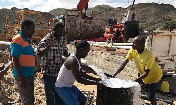 DP World Increases Water Supplies to Berbera