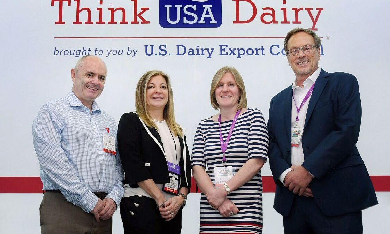 Largest US Dairy Participation at USDEC Gulfood Pavilion