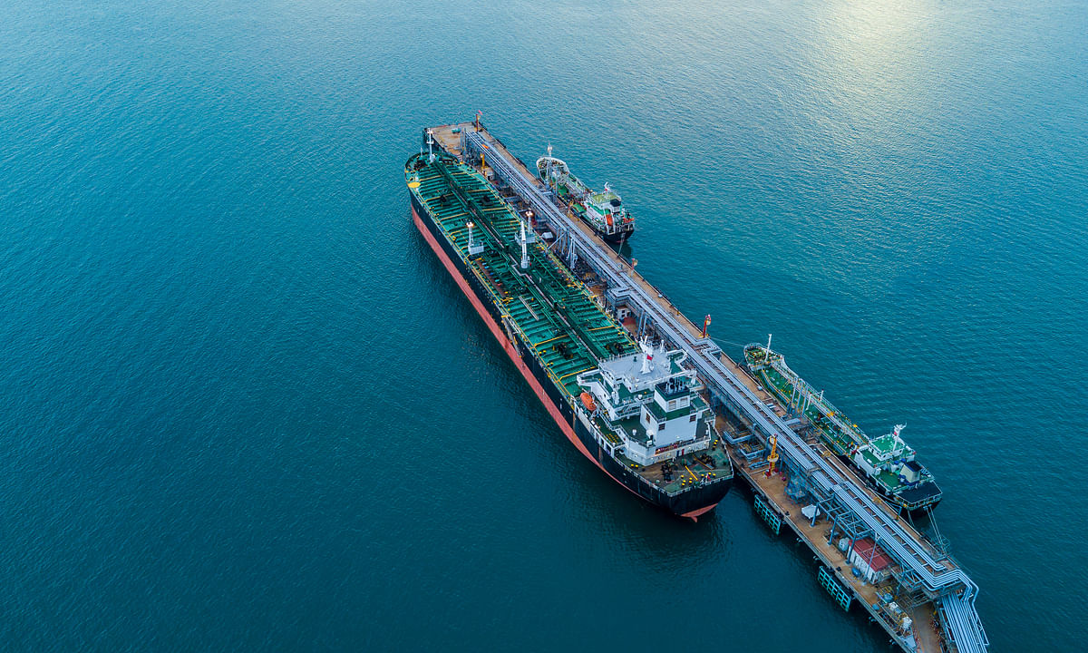 Maersk Signs 2nd Pact to Secure Low-Sulphur Fuel Supply