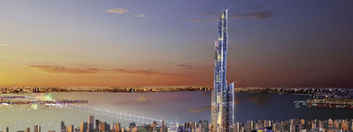 Kuwait & China to Build $80 Billion City