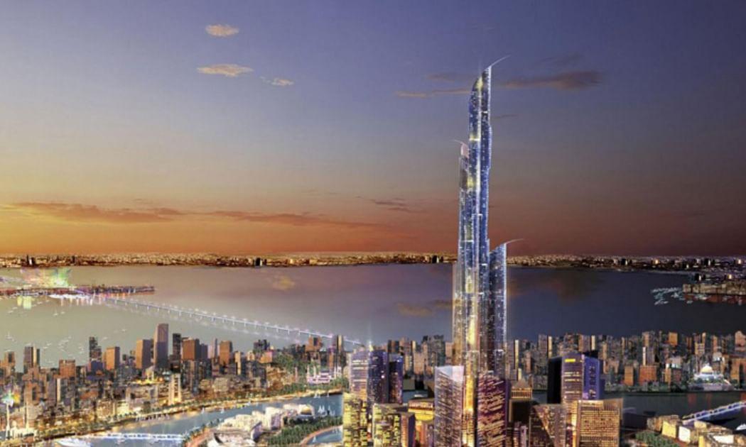 Kuwait & China to Build $80 Billion City