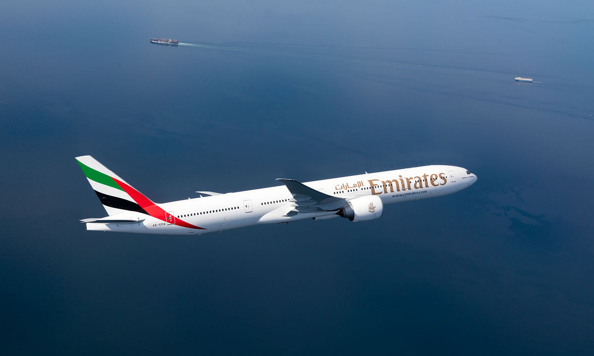 Emirates Airlines Brand Flying High in the UAE