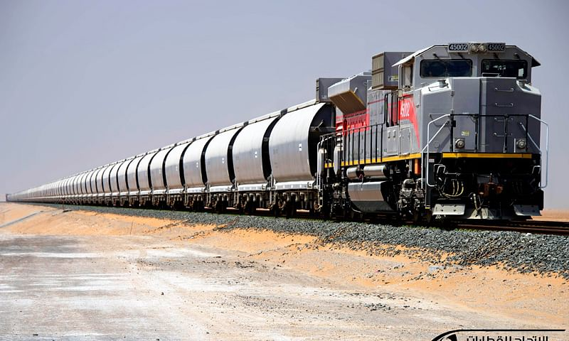 Etihad Rail Announces New Strategy to Link Ports