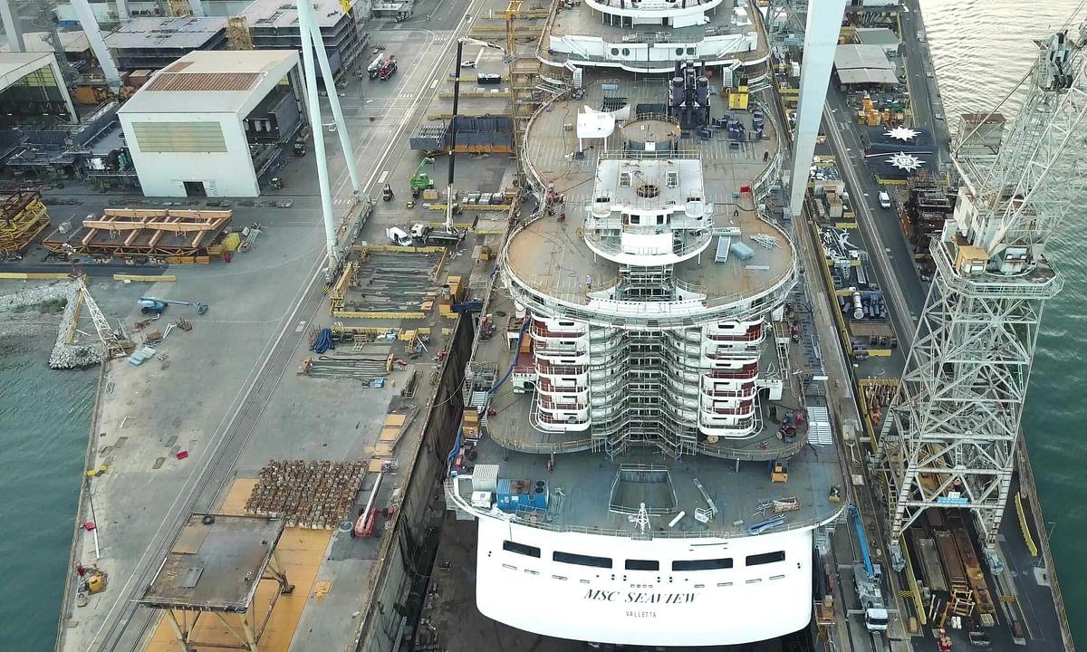 CEVA Logistics Renews Partnership with Top 10 Shipbuilder