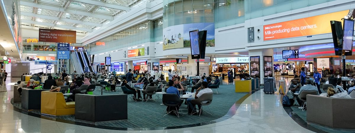 63% of DXB Passengers  in Transit During 2018