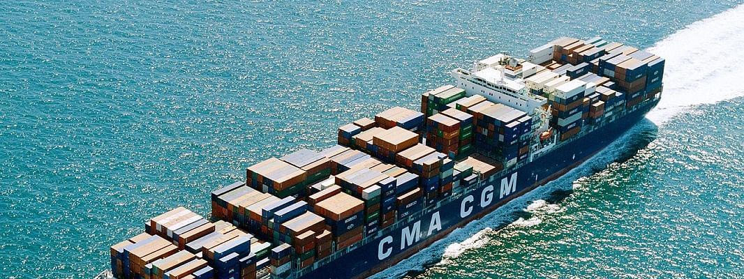 CMA CGM Vessel  to Test Sustainable Marine Bio-fuel Oil