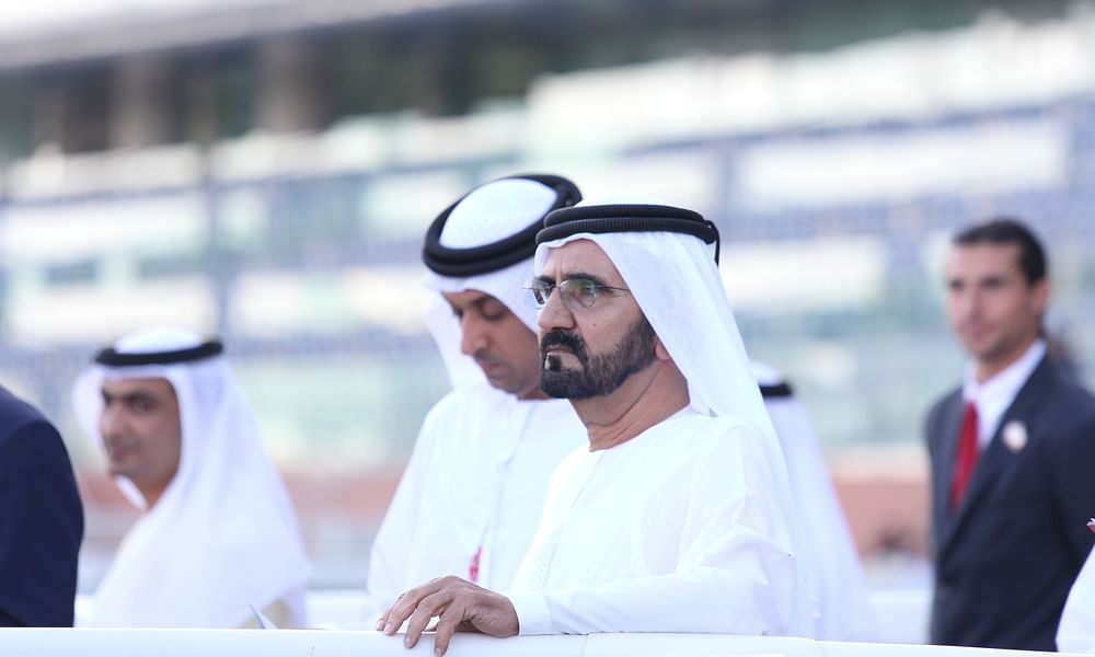 Sheikh Mohammed Announces Major Infrastructure Projects