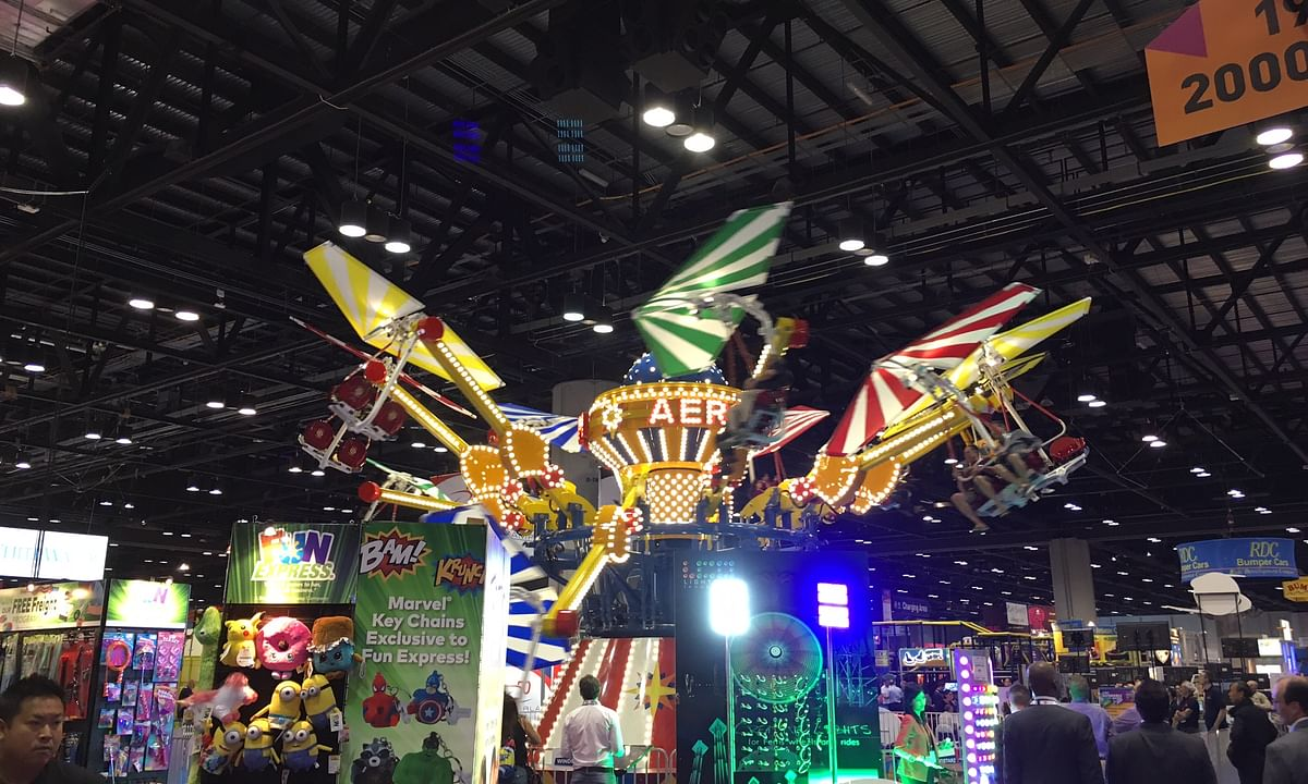 Agility Appointed to Handle IAAPA Expo Europe 2019