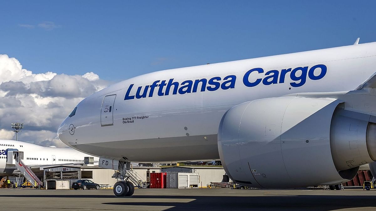 Lufthansa Cargo Continues to go From Strength to Strength