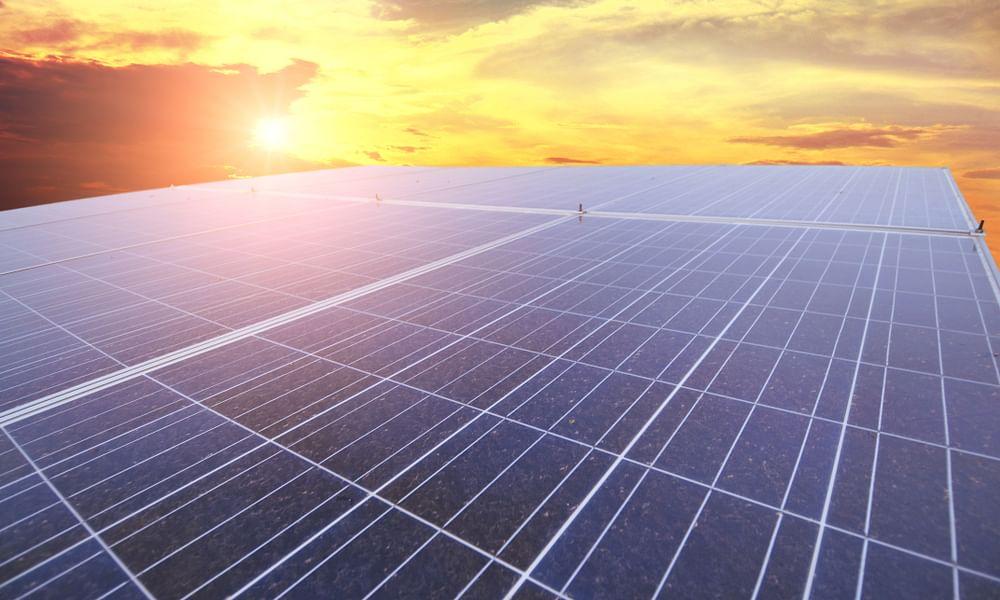 Dubai South Signs Big Solar Deal