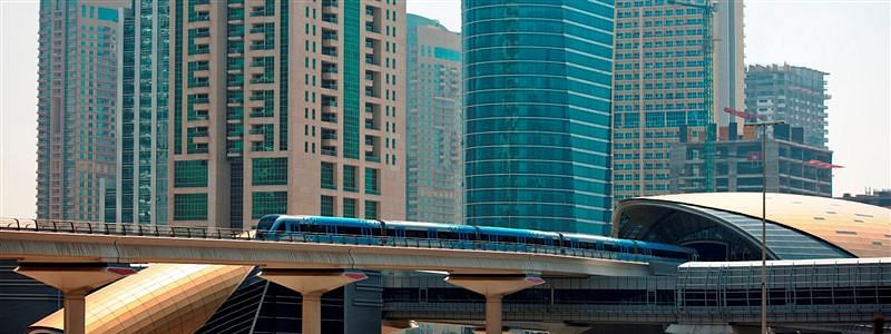 589 Million Riders Used Dubai Public Transport  in 2018