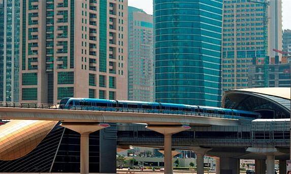 589 Million Riders Used Dubai Public Transport  in 2018