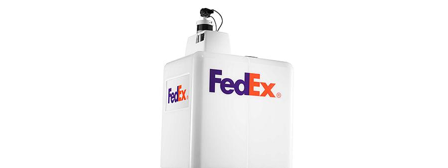 Delivering the Future: FedEx Unveils Autonomous Delivery Bot