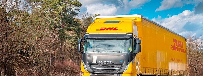 DHL Freight Pilots its First LNG Mega-Truck