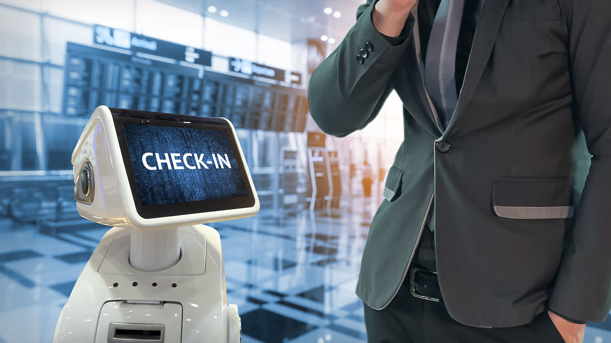 Etihad to Trial AI-based Check-in Services