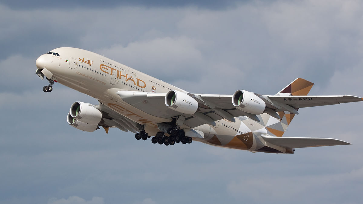 Etihad Airways Upgrades Flight Tracking Technology