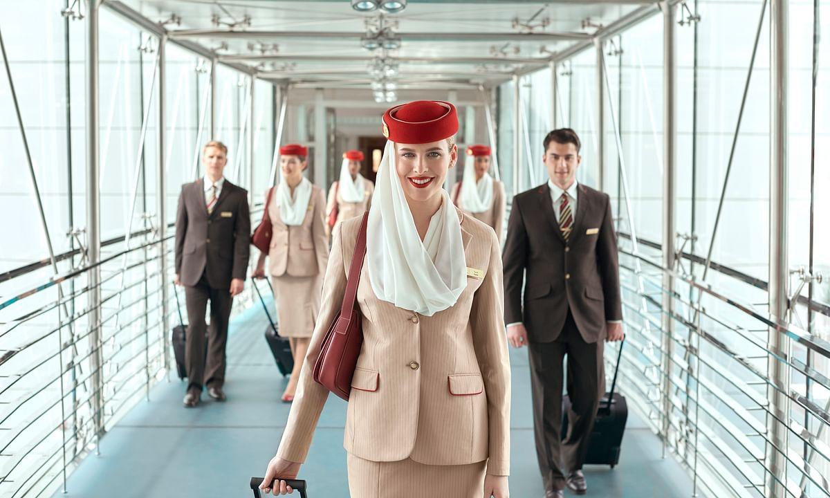 Emirates Looking for Future Cabin Crew in Lebanon