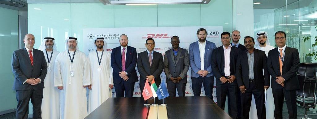 DHL Global Forwarding Sets Up New Hub at KIZAD