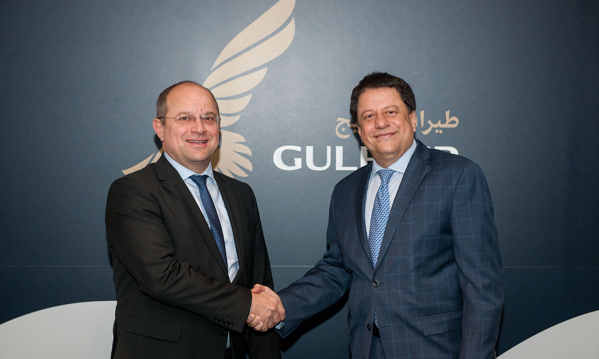 DAE Completes Delivery of 6 Boeing 787s with Gulf Air