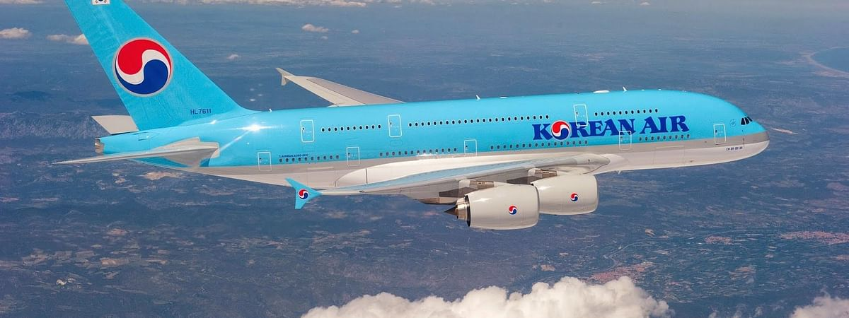 South Korea Home to World's Busiest Air Route