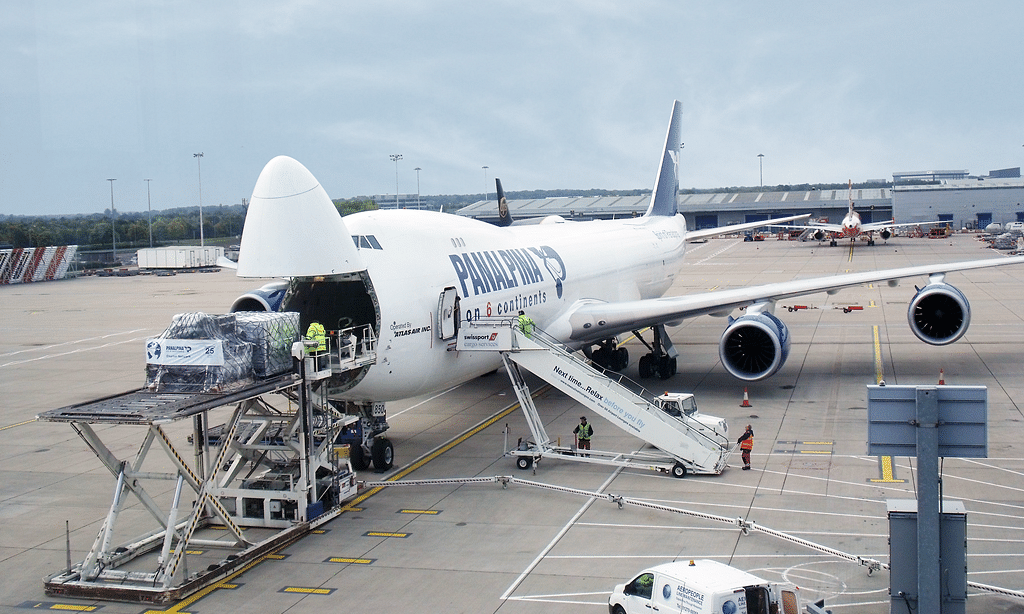 Panalpina Sets Record  Air Freight Volumes for 2018