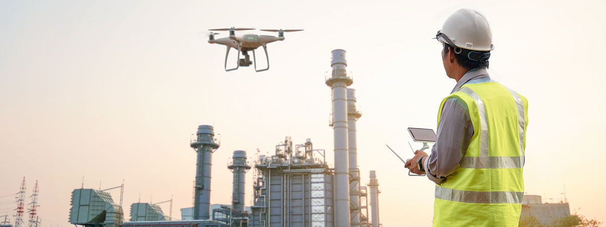 Drones to be Deployed to Inspect Assets All Across GCC