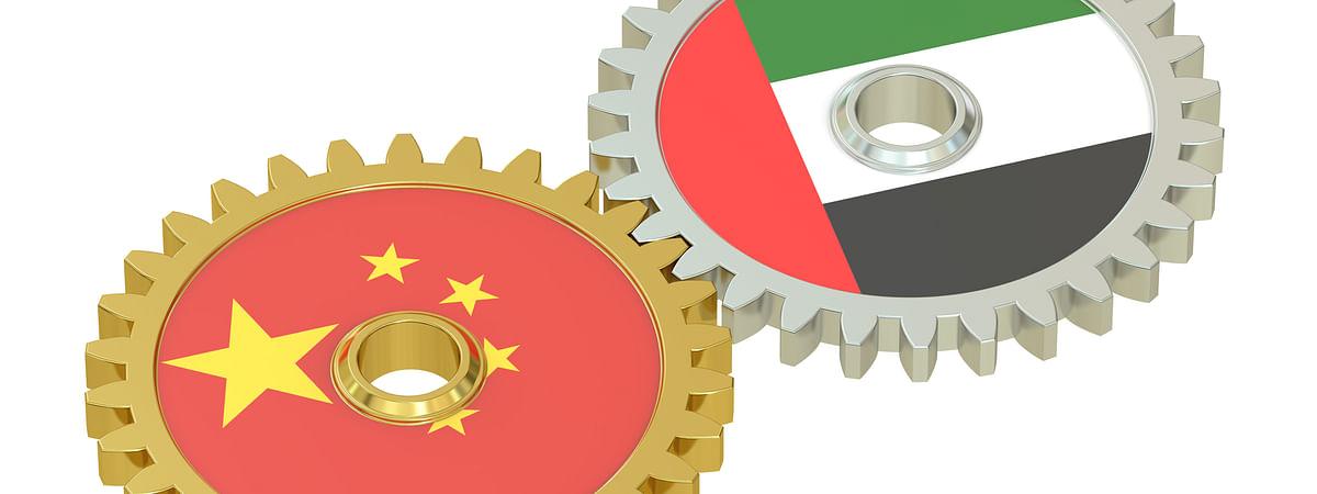$3.4 Billion  China Deals to Boost UAE Economic Growth
